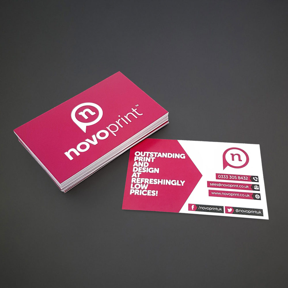 Gloss laminated business cards 450 gsm novo print mattlaminatedbc reheart Gallery
